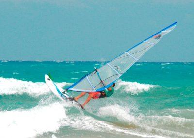 Windsurf. Actividades náuticas