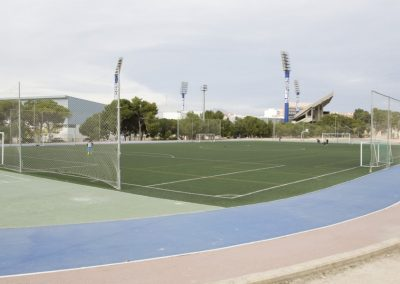 Instalaciones deportivas municipales. Antiguo Hipódromo
