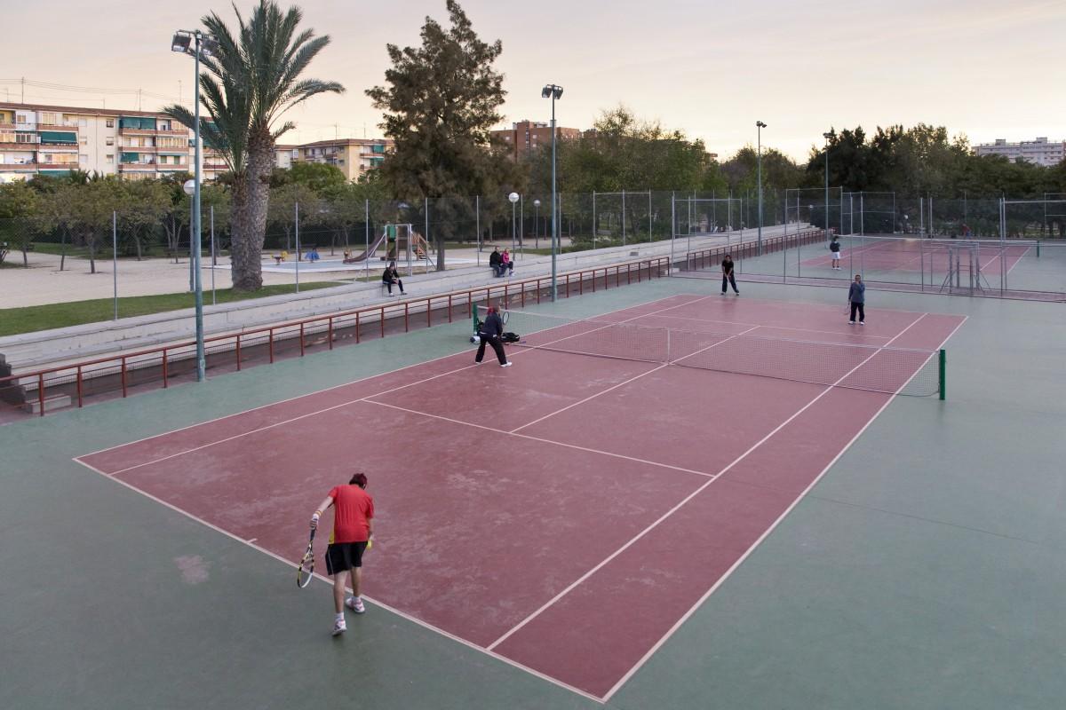 Instalaciones deportivas municipales.Lo Morant