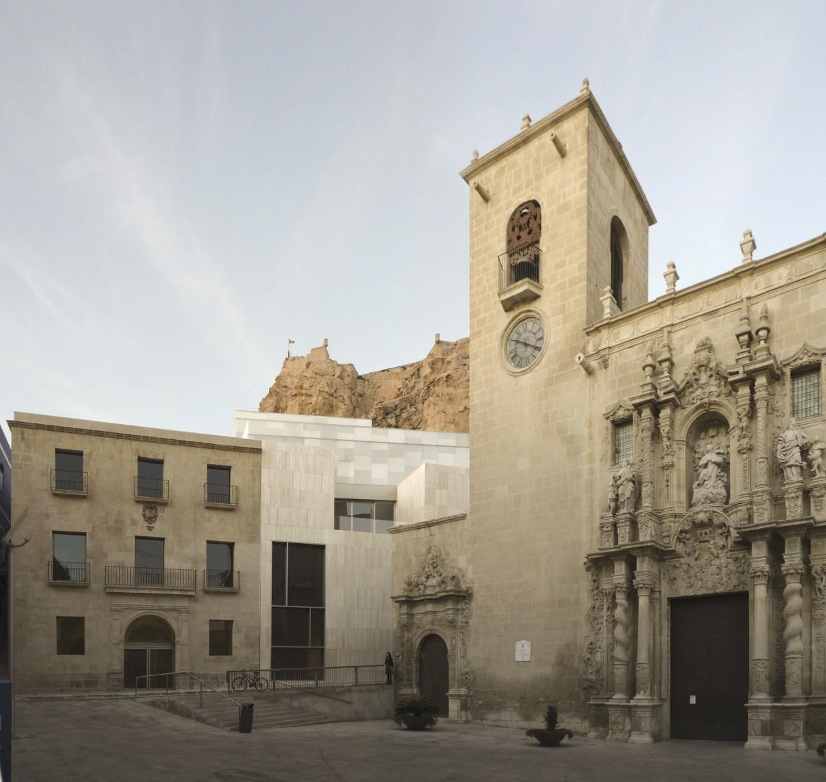 Museo de Arte Contemporáneo de Alicante- MACA