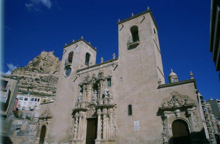 The Santa María Basilica