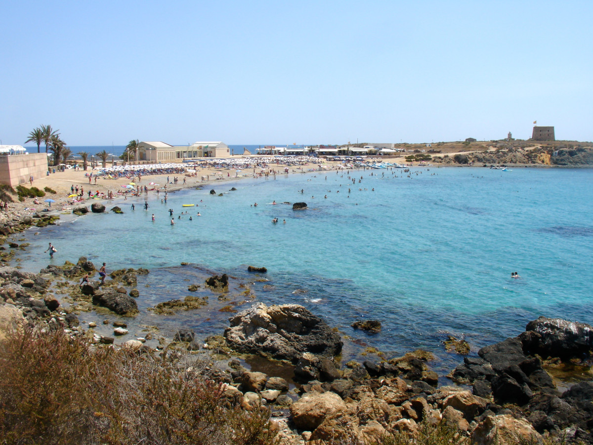 tabarca island places to discover in alicante city beach