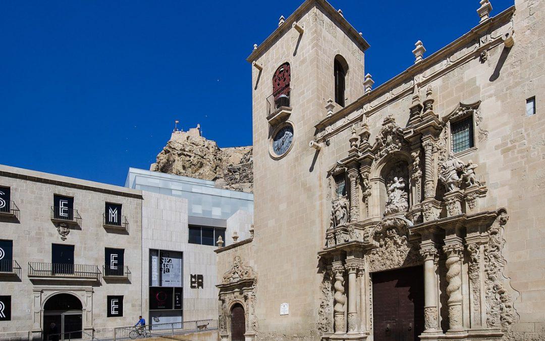 Die Santa María- Basilika