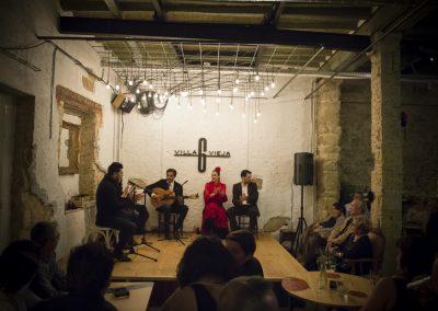 Flamenco. Foto cedida por Swiss Airlines