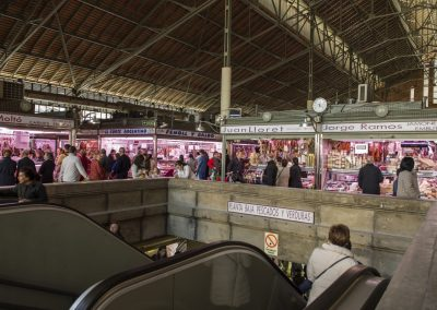 Mercado Central-Central Market, Alicante