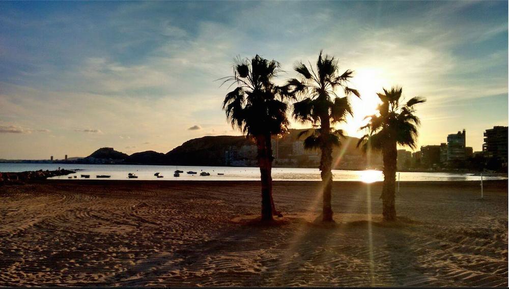 Un Otoño en Alicante que parece Verano