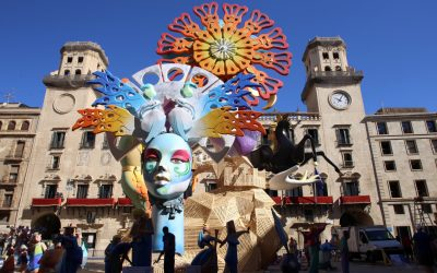 The Hogueras de San Juan Festival