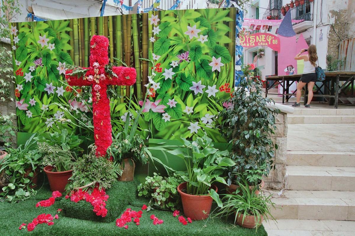 Fiesta de las Cruces de Mayo 2013. Programación