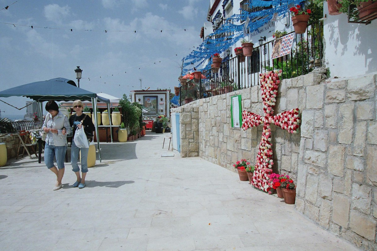 Fiesta Cruces de Mayo Alicante 5