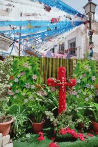 Fiesta de las Cruces de Mayo @ Barrio de Santa Cruz | Alacant | España
