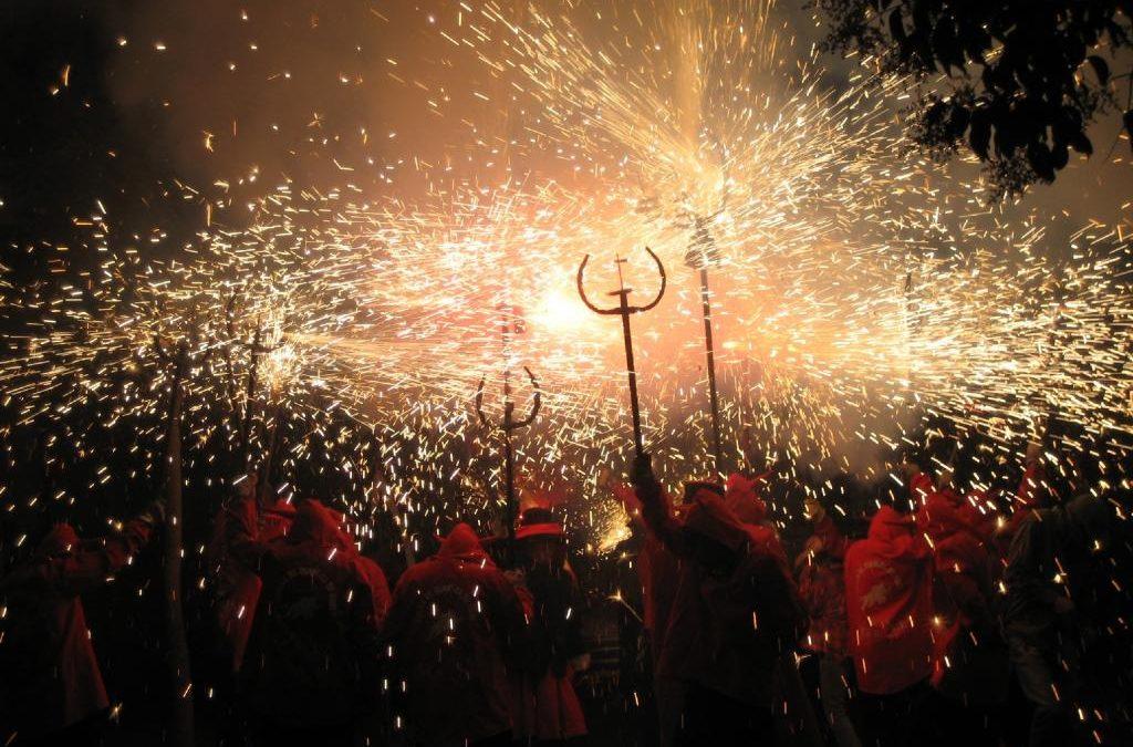 Alicante Verkleidet Sich-Der karneval Beginnt!