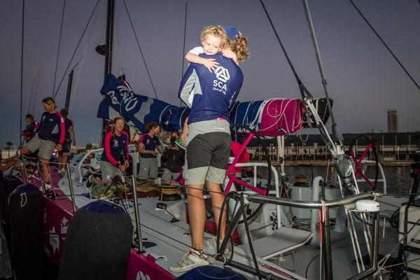 Volvo Ocean Race. Agenda 7 Octubre