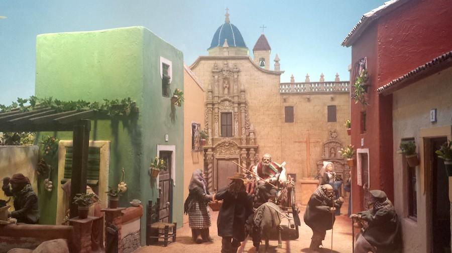 Nativity Scene Museum