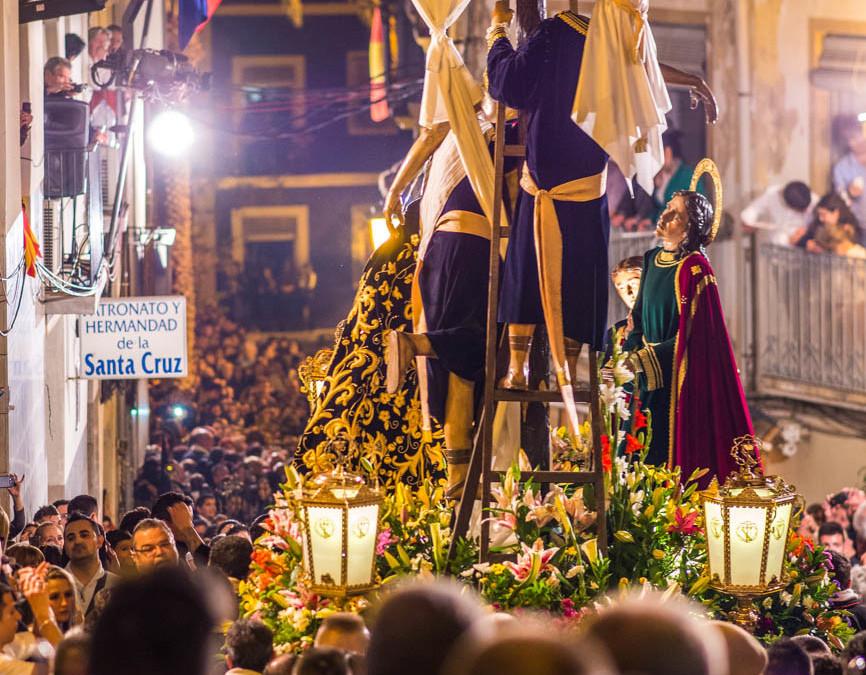 Miércoles Santo. Espectacularidad y Pasión en el casco antiguo de Alicante