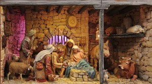 BELÉN MUNICIPAL en el MERCADO CENTRAL. Camí de Nadal 2017-2018 @ MERCADO CENTRAL ALICANTE | Alicante | Comunidad Valenciana | España