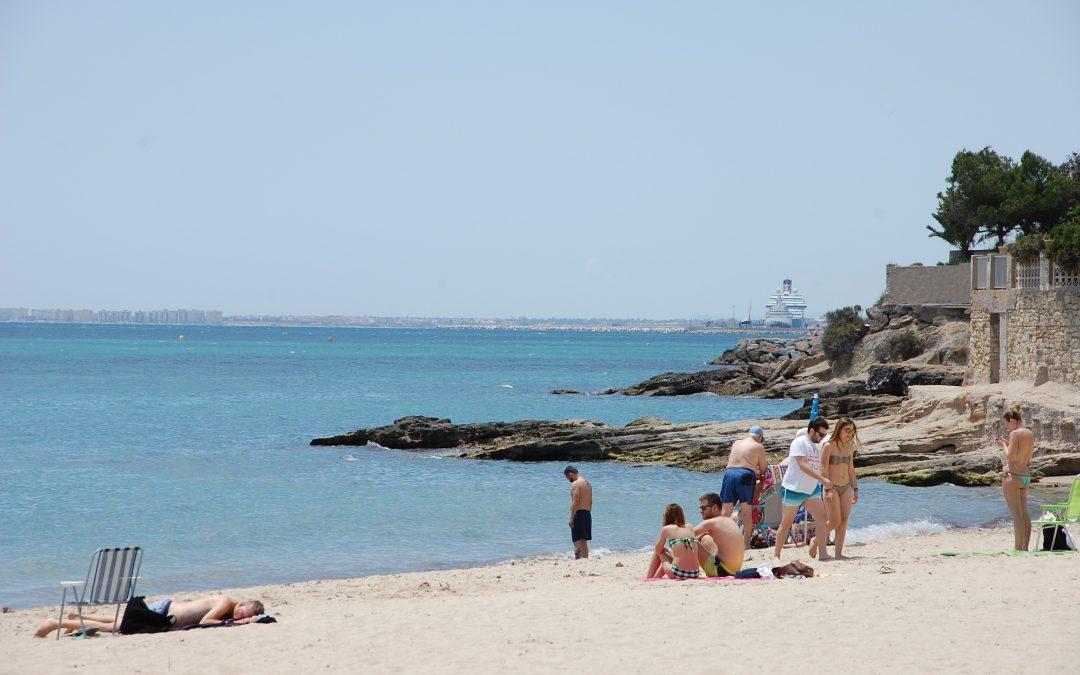 Strand Albufereta