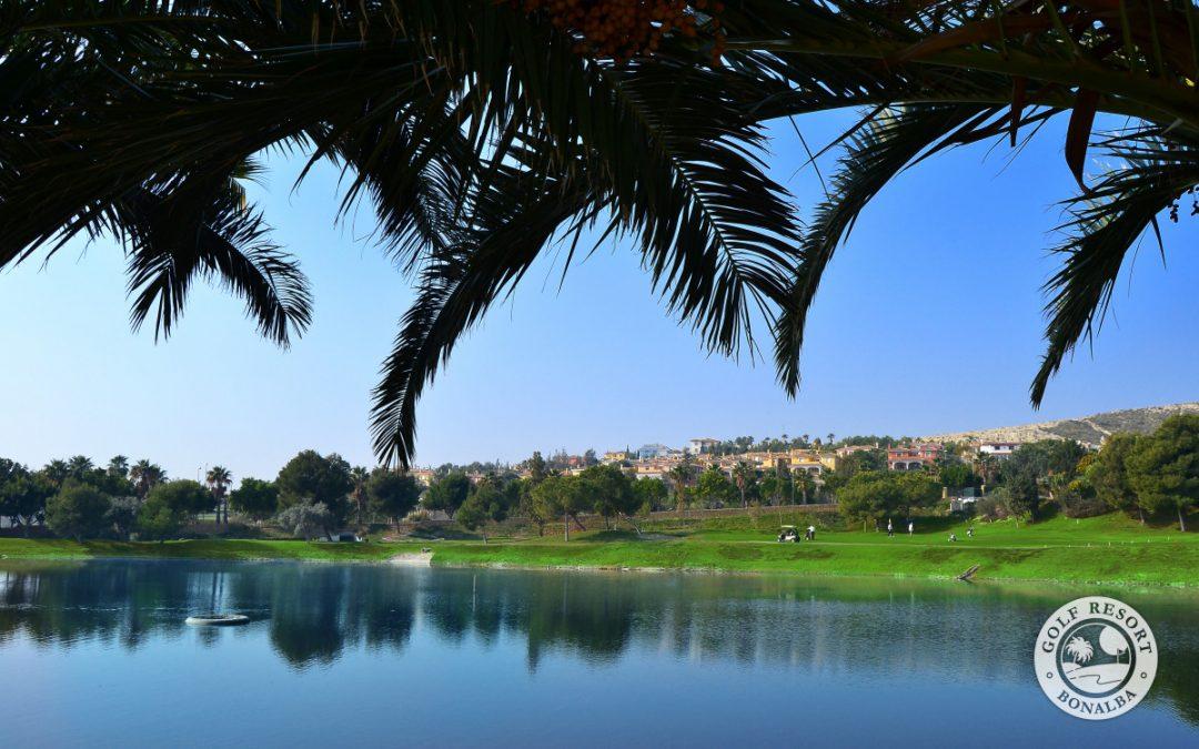 Juega al golf en Alicante