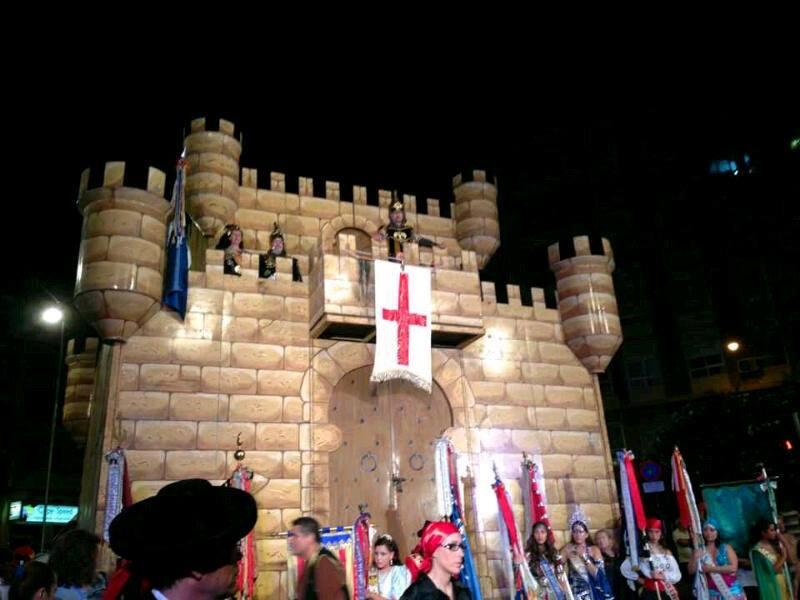 Moros y Cristianos Alicante