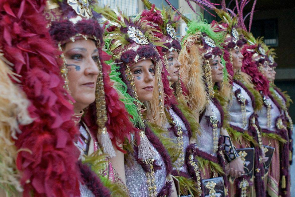 Moors and Christians Festivals/ Moros y Cristianos Alicante