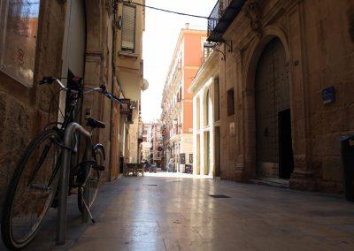Calle Labradores, casco Antiguo (old town)