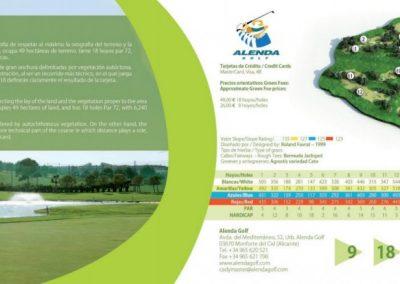 Campo de Golf Alenda Golf