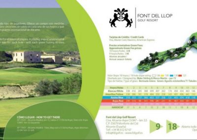 Campo de Golf Camp del LLop