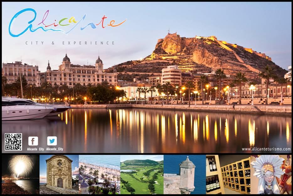 Mira Alacant i esdevé guia turístic de la ciutat amb les teves millors fotos