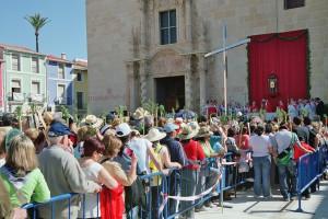525 Aniversario del Milagro de la Lágrima de la Santa Faz.  @ Alicante