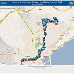 Plano interactivo Autobuses