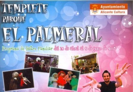 Templete Parque el Palmeral