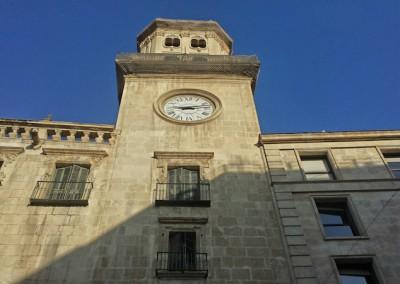Torre del Ayuntamiento/ Tower of the City Council