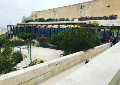 Vanessa Lucy Nelson Castillo Santa Bárbara Alicante 2017 Restaurante Ereta