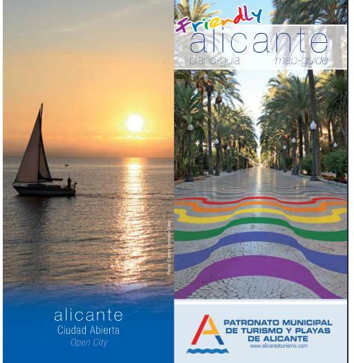 Guía de instalaciones deportivas municipales de Alicante