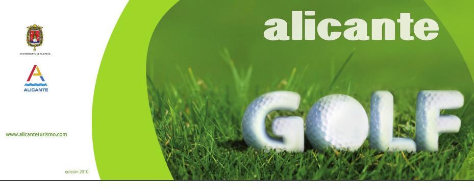 Guía Golf Alicante