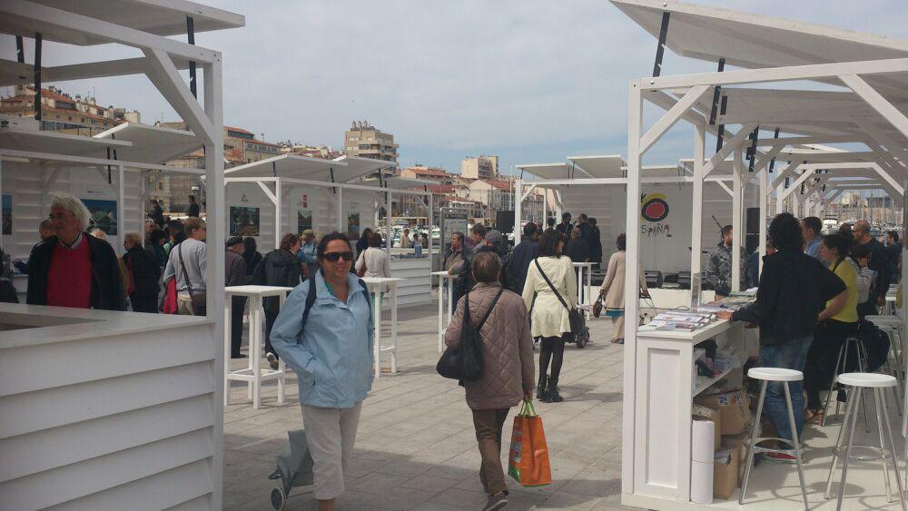 Alicante lleva su gastronomía a la acción promocional de España en Marsella