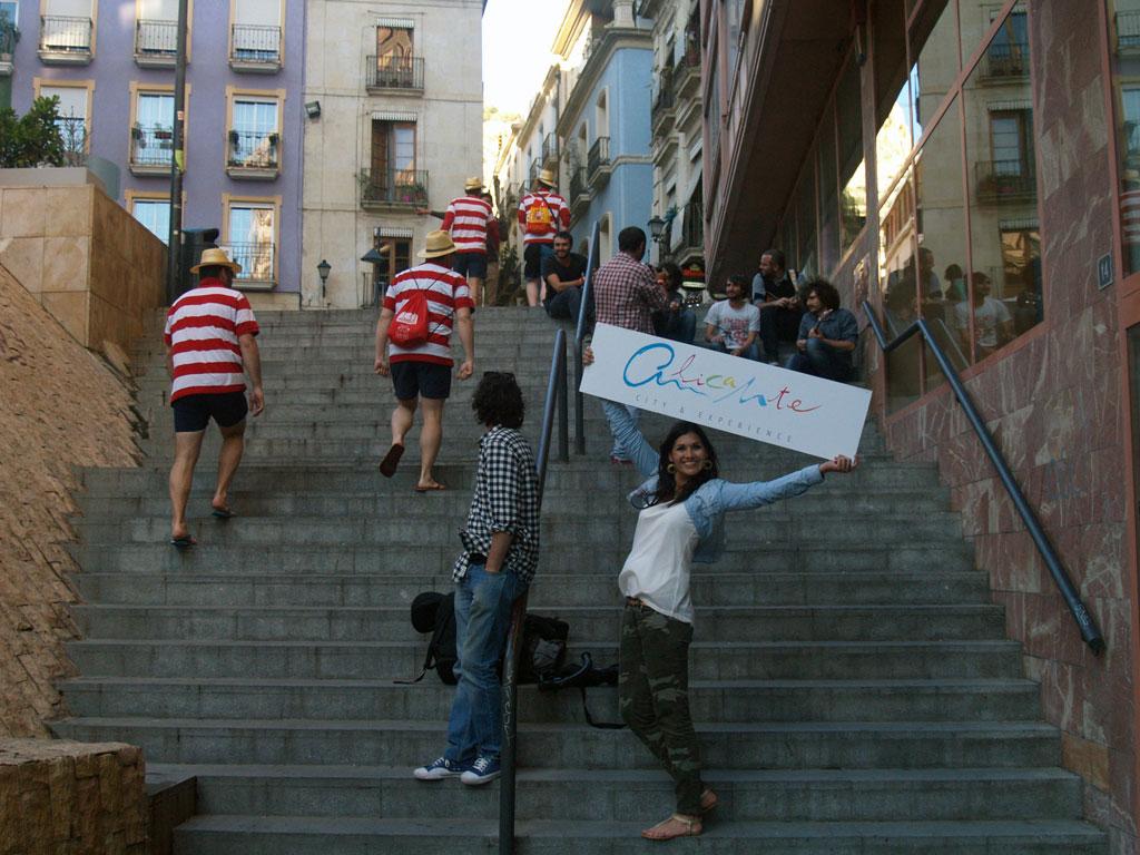 Tardeo en Alicante