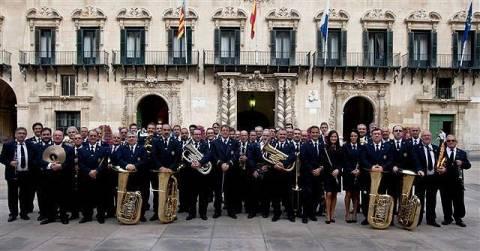 Conciertos de La Banda Municipal en La Explanada. Julio y Agosto 2013