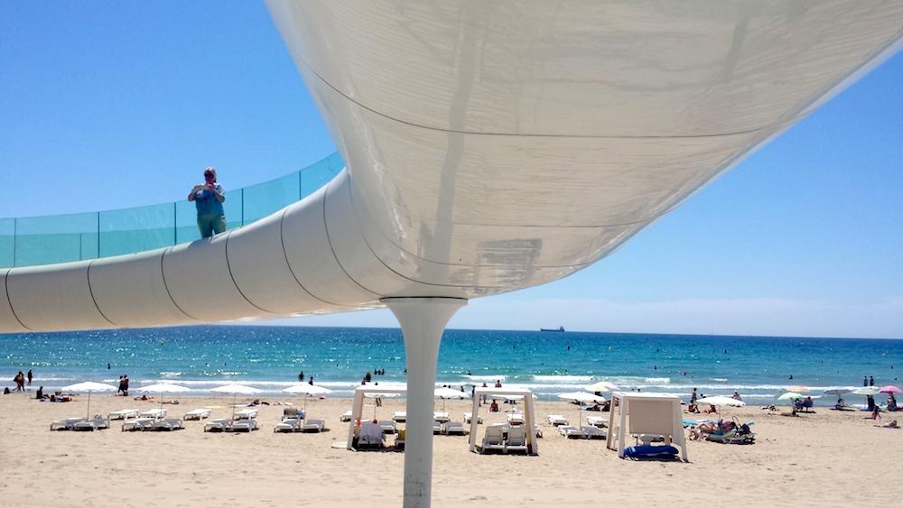 Las cuatro playas con bandera azul de Alicante 2016/2017