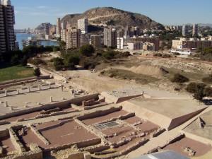 Visitas guiadas a LUCENTUM ( Yacimiento arqueológico)- MARQ. MUSEO ARQUEOLÓGICO PROVINCIAL @ LUCENTUM ( Yacimiento arqueológico) | Alacant | Comunidad Valenciana | España
