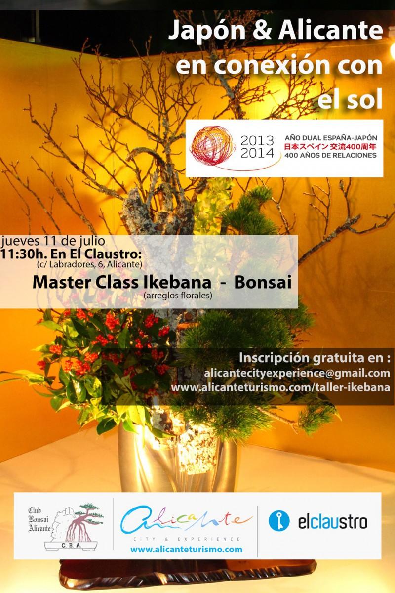 Taller Ikebana – Bonsai
