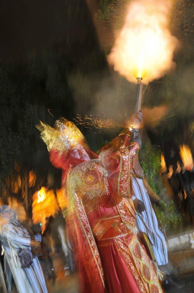 Fiestas de Moros y Cristianos de Altozano