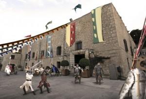 Cenas Espectáculo Medieval en el Castillo de Santa Bárbara @ Castillo de Santa Bárbara Alicante | Alicante | Comunidad Valenciana | España