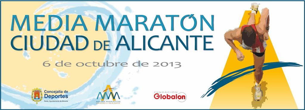 Media Maratón Ciudad de Alicante