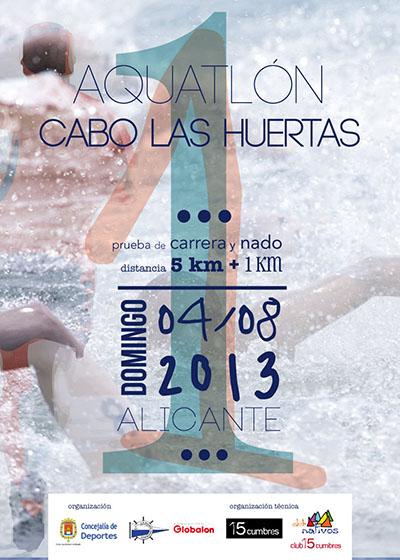 Eventos deportivos en la playa de San Juan. Agosto 2013