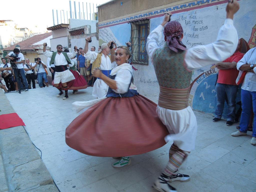 Fiestas del Barrio de San Roque. Del 13 al 16 de Agosto del 2013 en Alicante