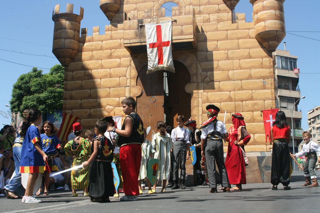 Moros i Cristians en Altozano
