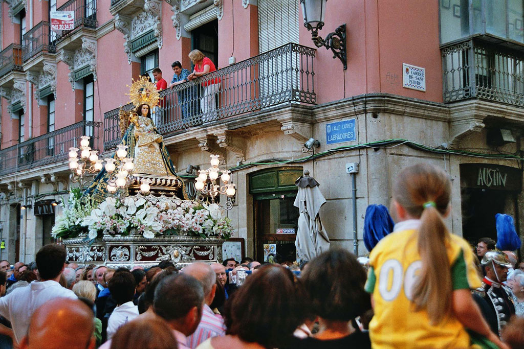 Fiestas Patronales en honor a la Virgen del Remedio Alicante 2013