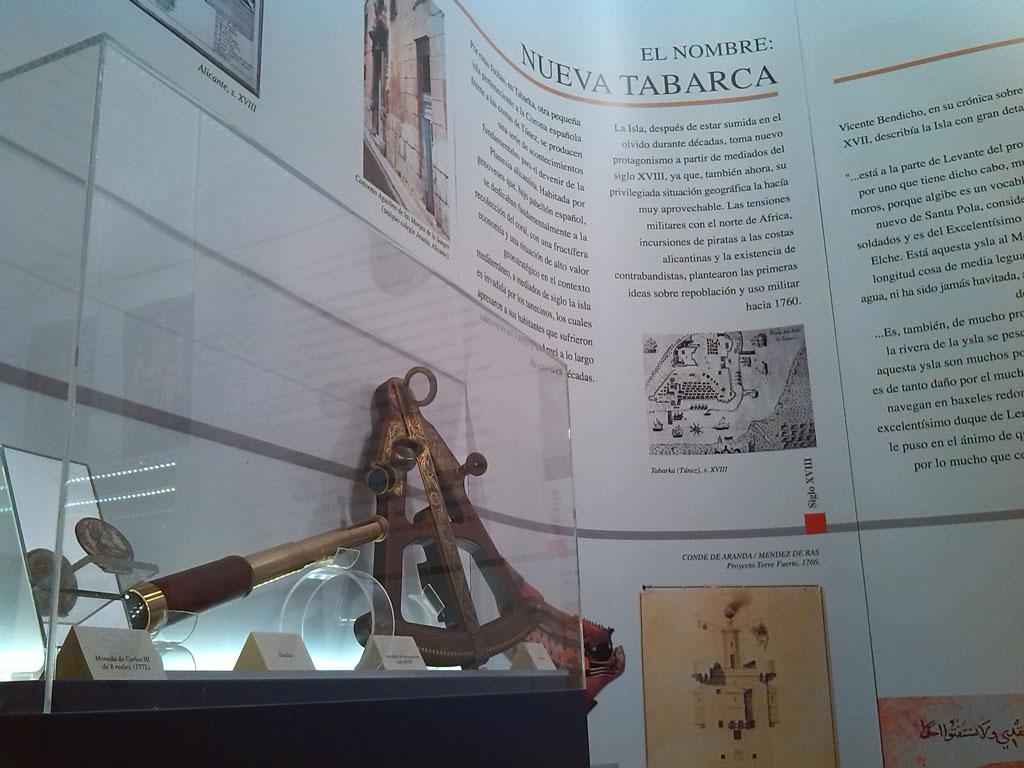 Museo Nueva Tabarca