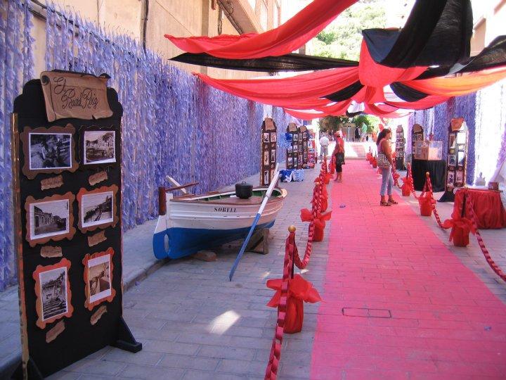 Fiestas del Raval Roig, las más antiguas de Alicante