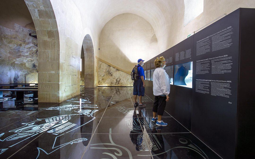 Museum of Ciudad de Alicante-MUSA